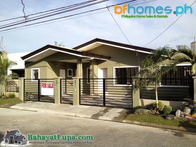 For Sale: Newly Renovated 3 Bedrooms Bungalow in BF Homes Las Pinas.