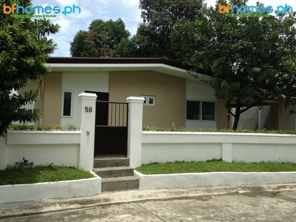 Renovated Bungalow House for Sale with BF Homes Paranaque.