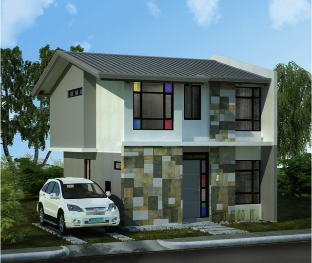 2-storey houses in cavite along Governor's Drive