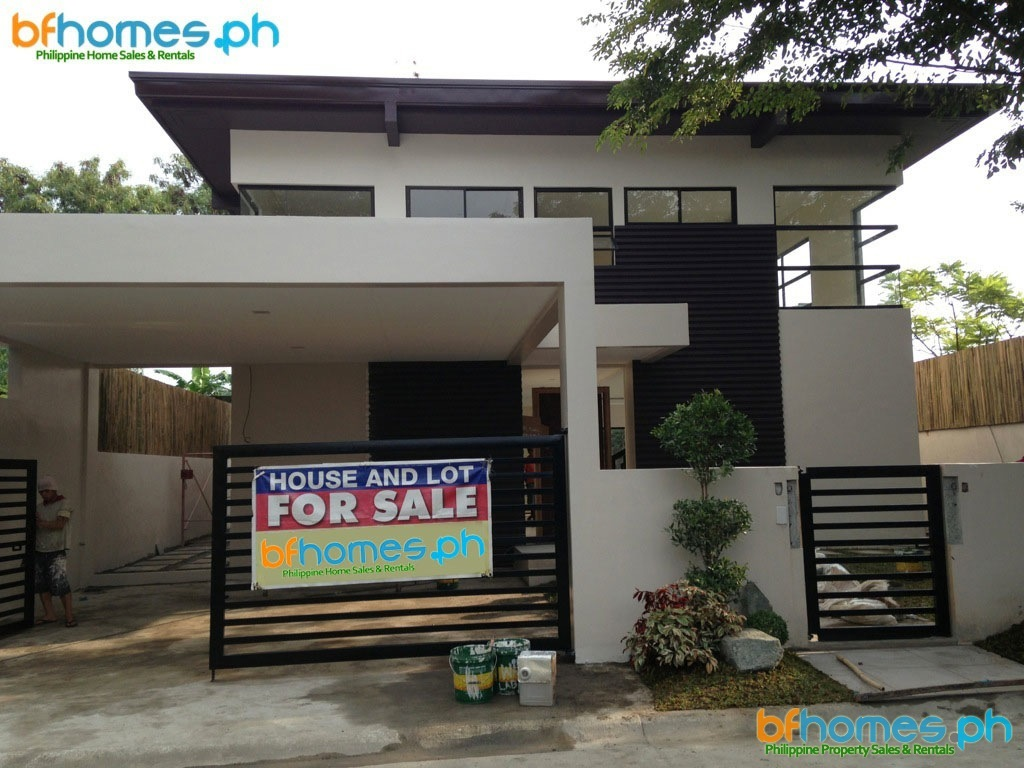 Brandnew House for Sale in BF Homes Parañaque.