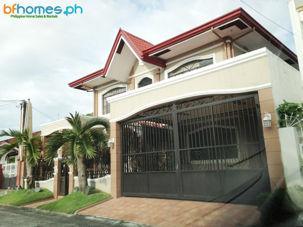 BF Homes 2 Story House for Sale.