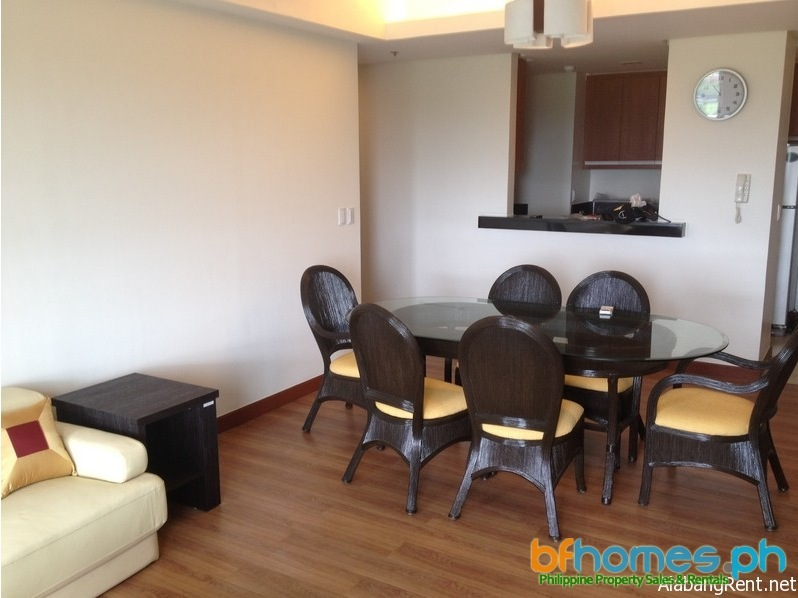 La Vie Flat Alabang Fully Furnished Unit for Lease.