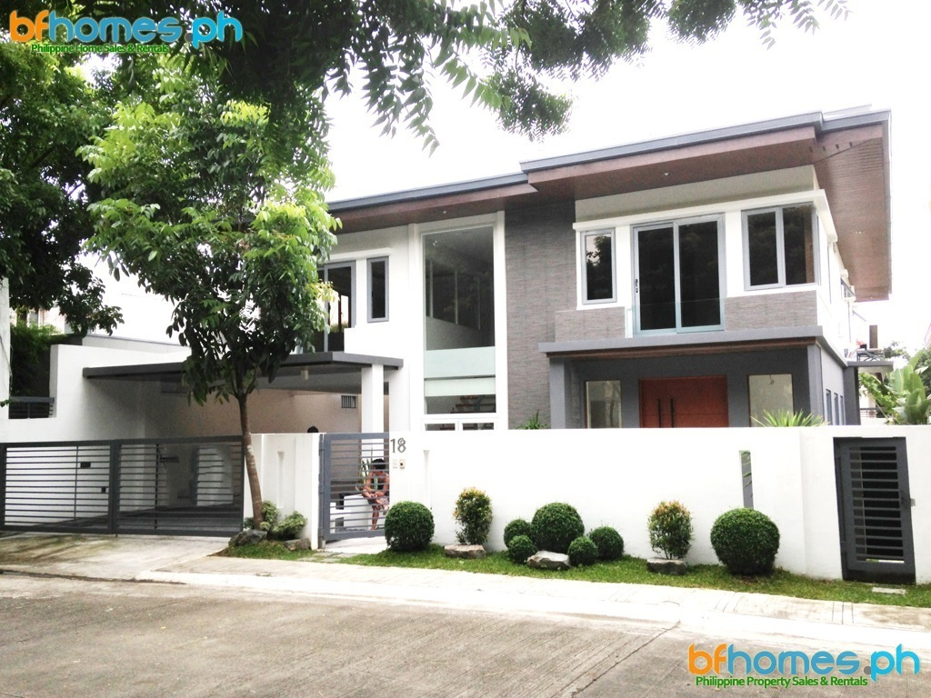 Brandnew Modern Design House for Sale in Hillsborough Village Alabang.