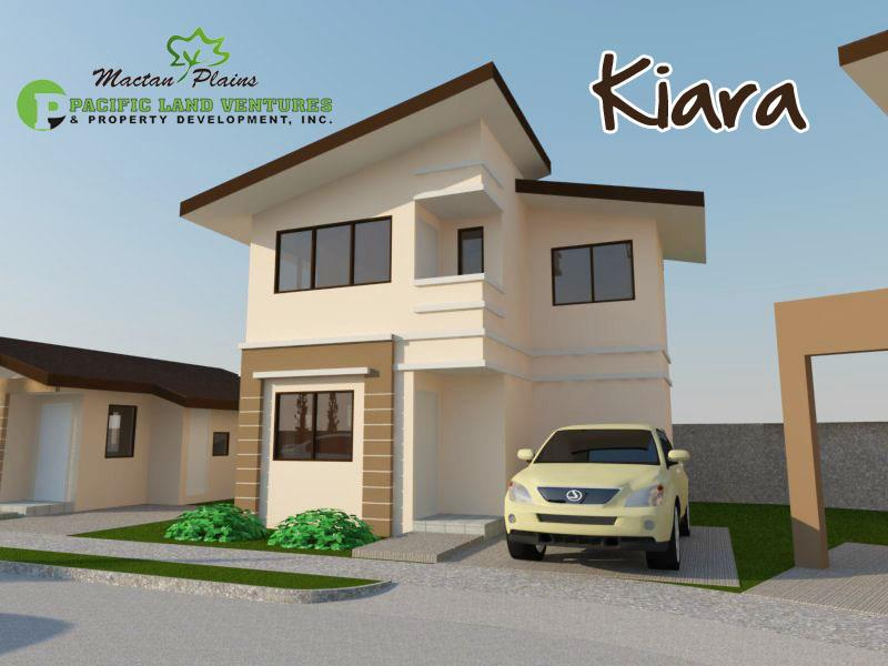 Kiara Model House and Lot Mactan Plains