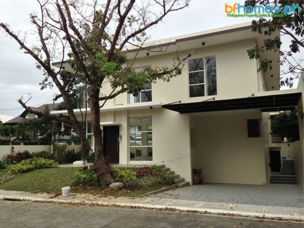 Hillsborough Village, Alabang Brandnew house for Sale.