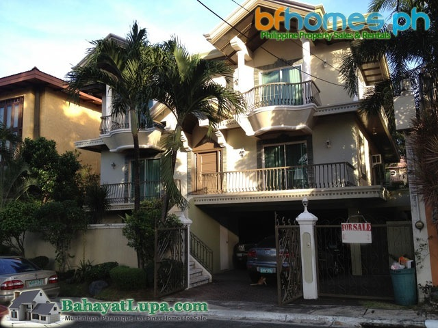 Well Maintained 4 Bedroom House in Hillsborough Muntinlupa Philippines.