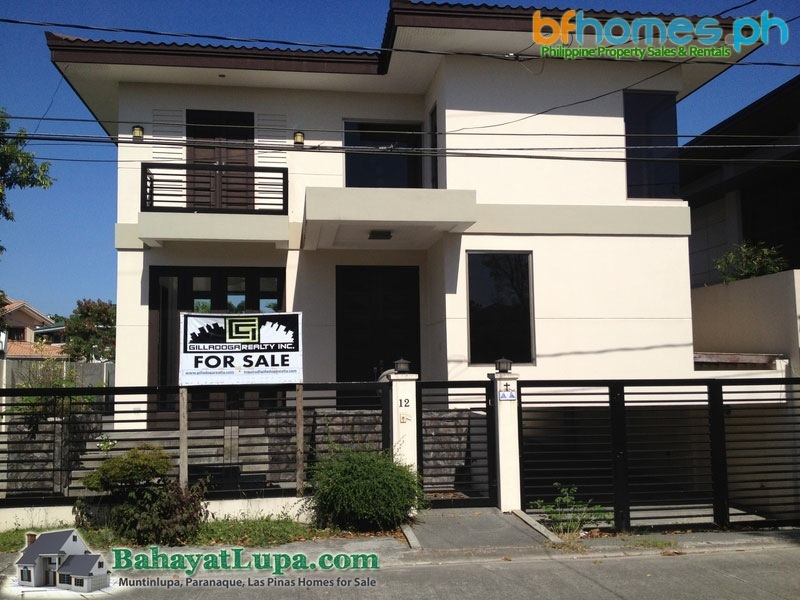Zen Inspired House for Sale in Alabang 400 Muntinlupa Philippines.