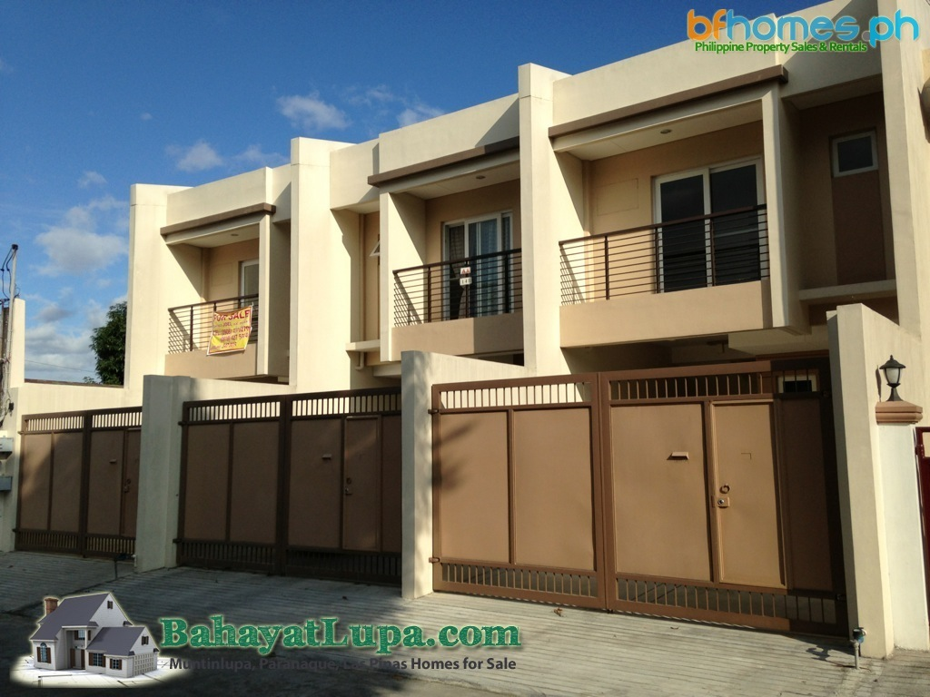 Real Estate Manila Manila, Brand New 3 bedroom Townhouse Units For Sale.