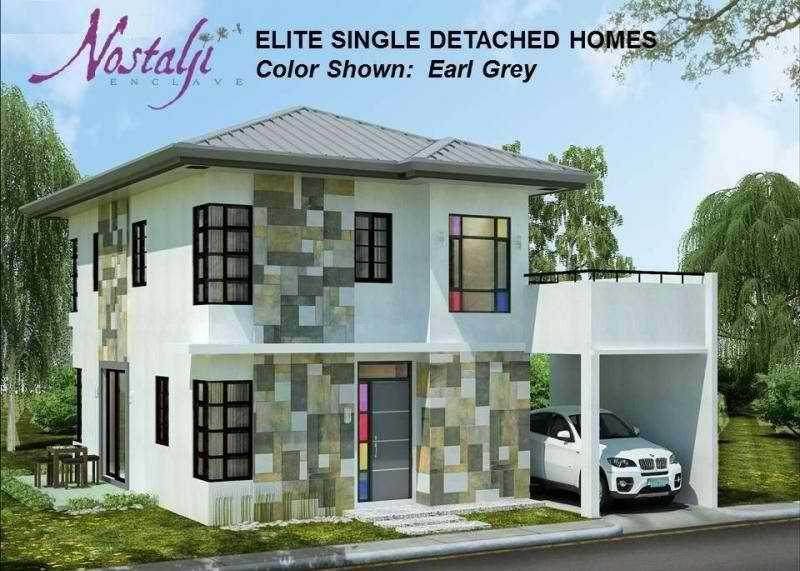 Nostalji Enclave Elite Single Detached Homes