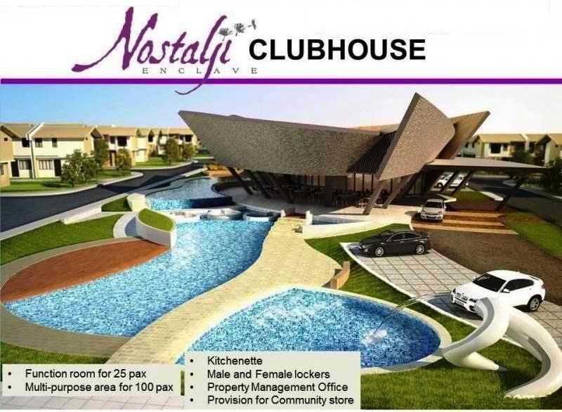 Nostalji Enclave Clubhouse