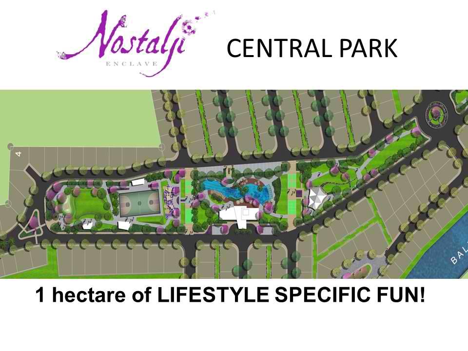 Nostalji Enclave Central Park