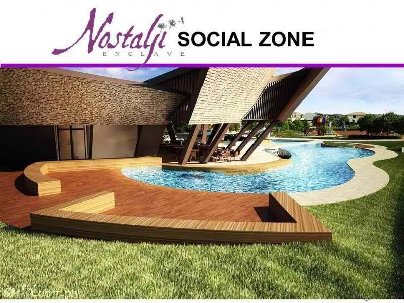 Nostalji Enclave Social Zone