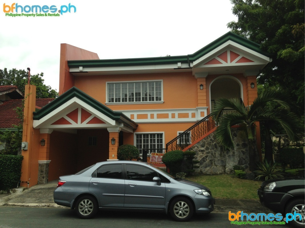 Sale or Rent: Newly Refurbished House in Ayala Alabang Village.