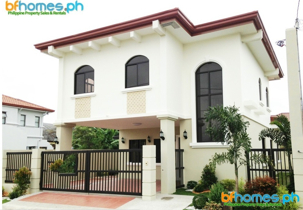 BF Homes Brandnew Semi-Furnished 4 Bedroom House for Sale.