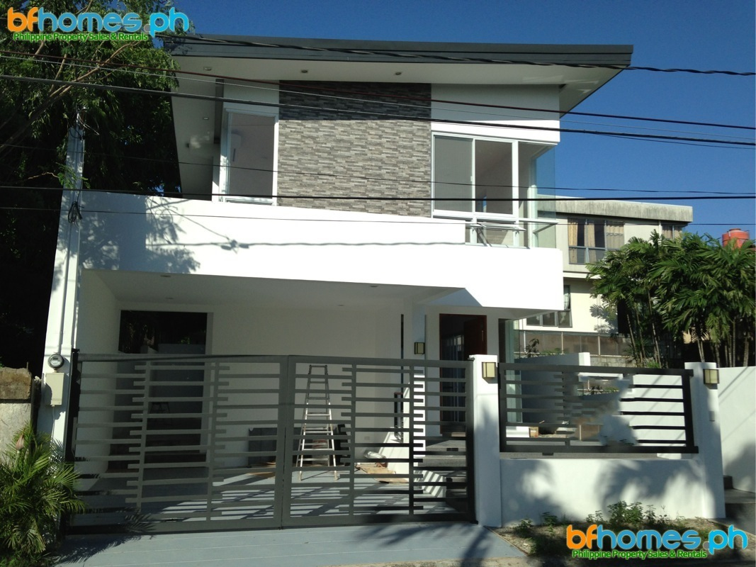 BF Homes Brandnew 2 Story 3 Bedrooms House for Sale.