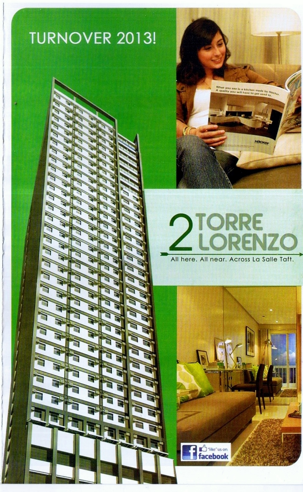 2 Torre Front