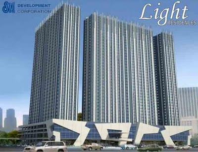SMDC Light Residences - Fully Furnished 1 Bedroom Condo Unit with Balcony