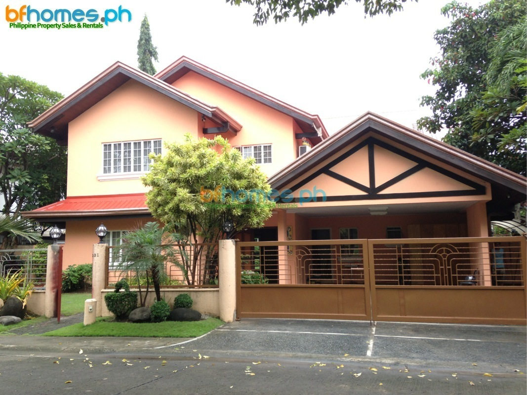 Newly Renovated Semi-Furnished House for Rent in Ayala Alabang Village.