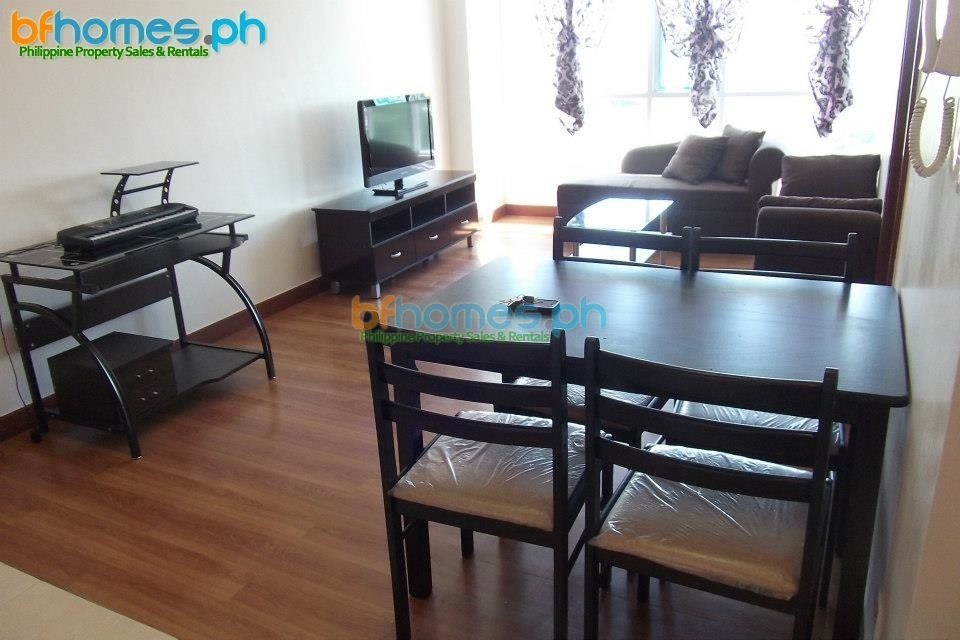 Condo for Rent: La Vie Flats 1605 1BR Fully Furnished.
