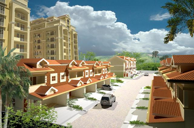 Mulberry RFO Townhouses Woodcrest