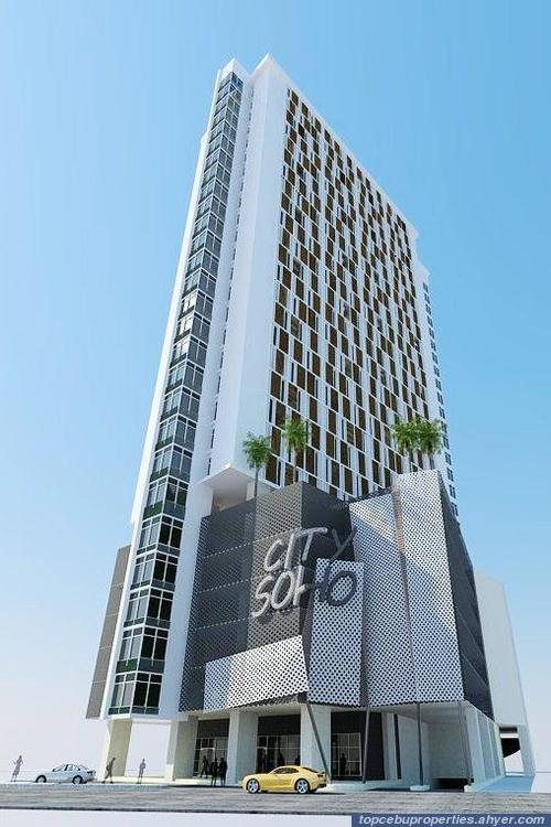 City SOHO Residential Condo Units for sale