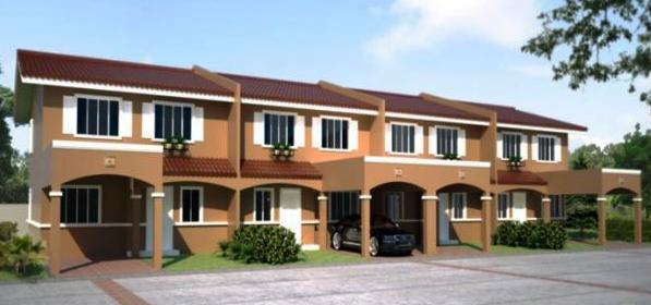 The Courtyards of Pasadena Townhouses in Guadalupe, Cebu City Home 83 Townhouse Model