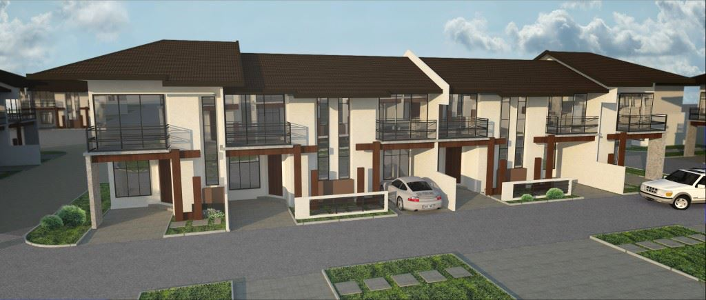 Alberlyn Box Hill Residences Clustered Townhouse and Lot