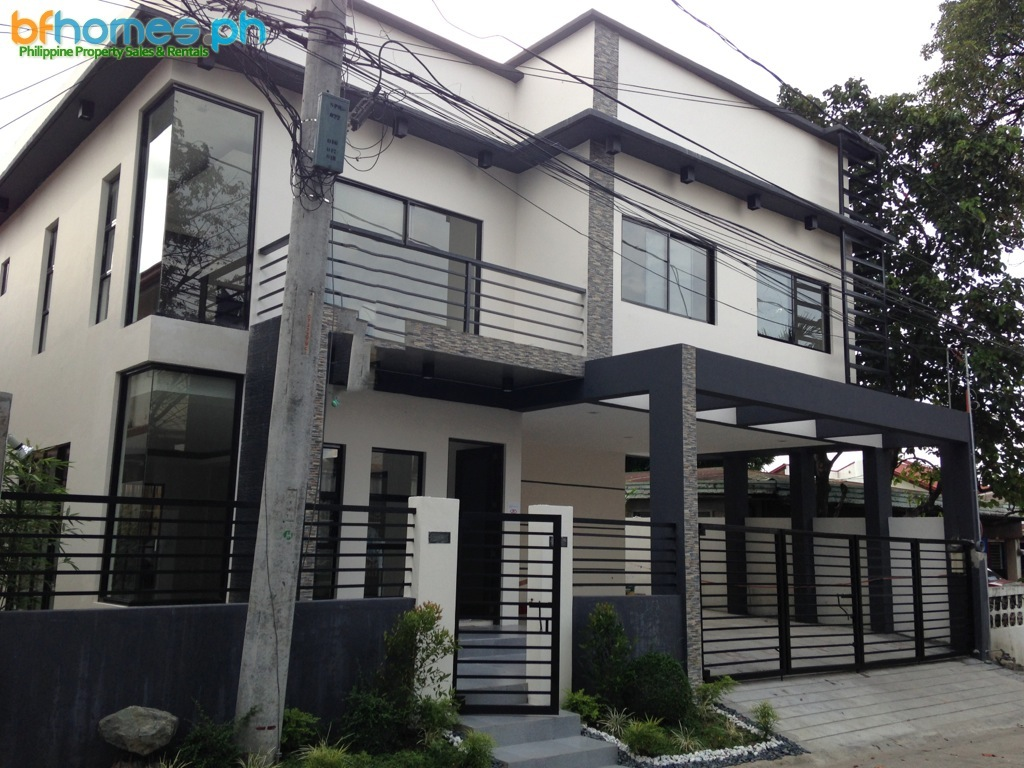 BF Homes, Parañaque Brandnew 5 Bedroom House for Sale.