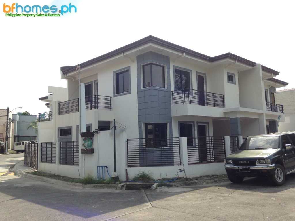 BF Homes Las Pinas Townhouse for Sale.