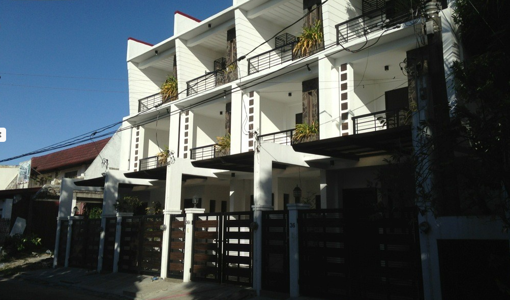 BF Las Pinas 3 Story Modern Townhouse for Sale.
