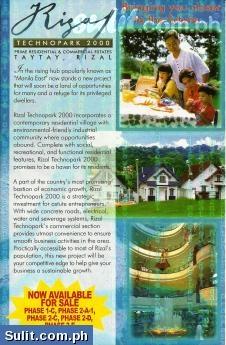 FOR SALE: Lot / Land / Farm Rizal > Antipolo