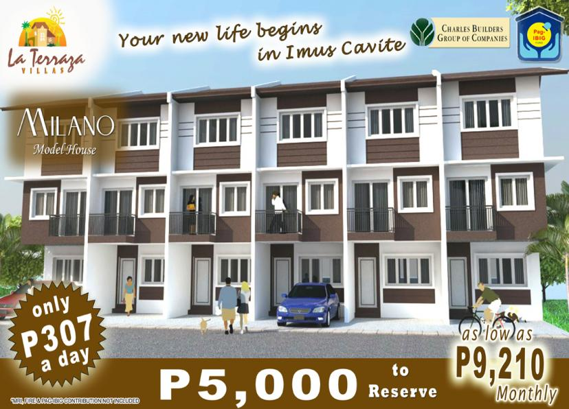 FOR SALE: Apartment / Condo / Townhouse Cavite > Imus 2