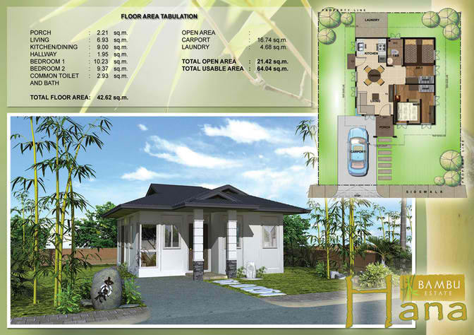 Hana House Specification