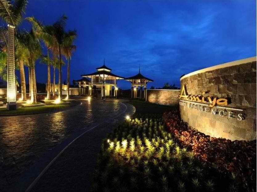 Amiya Resort Residences