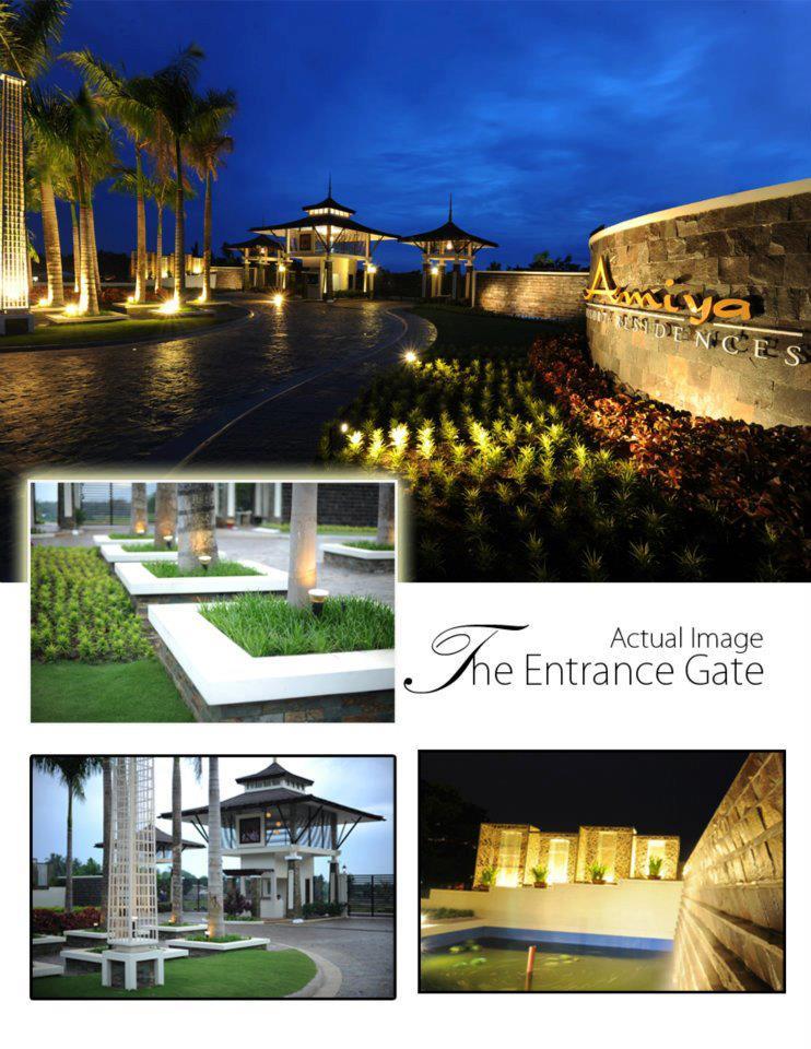 Amiya Resort Amenities