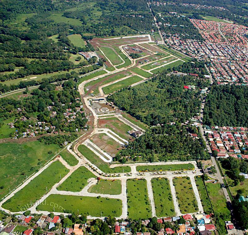 Amiya Resort Aerial View