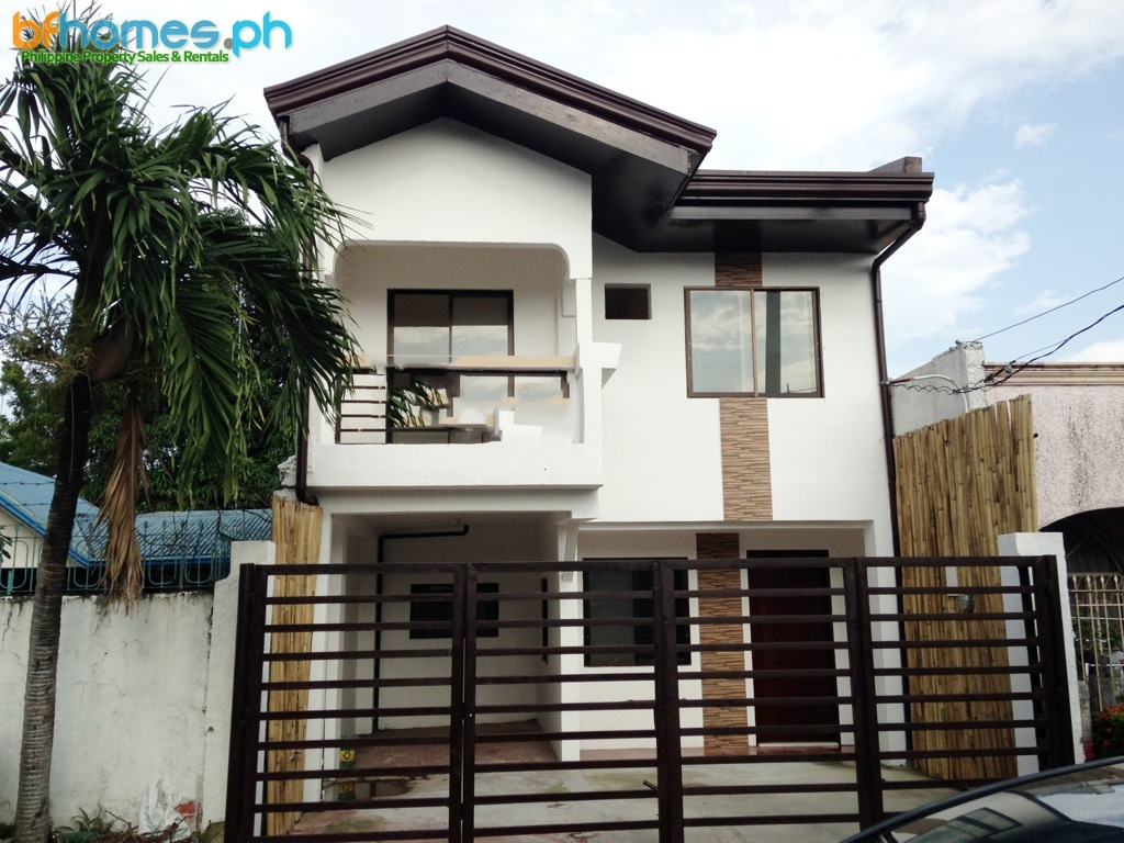 Brandnew Single-attached 2 Story House for Sale in Paranaque City.