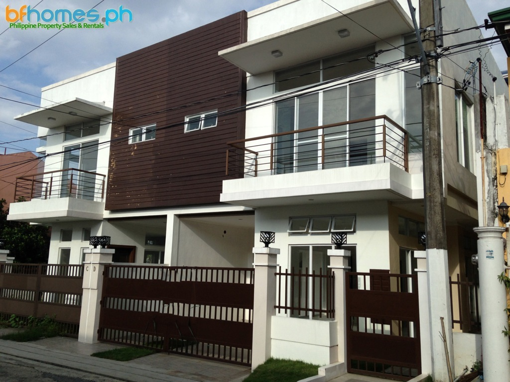 Brandnew 2 Story House for Sale in Better Living Paranaque.