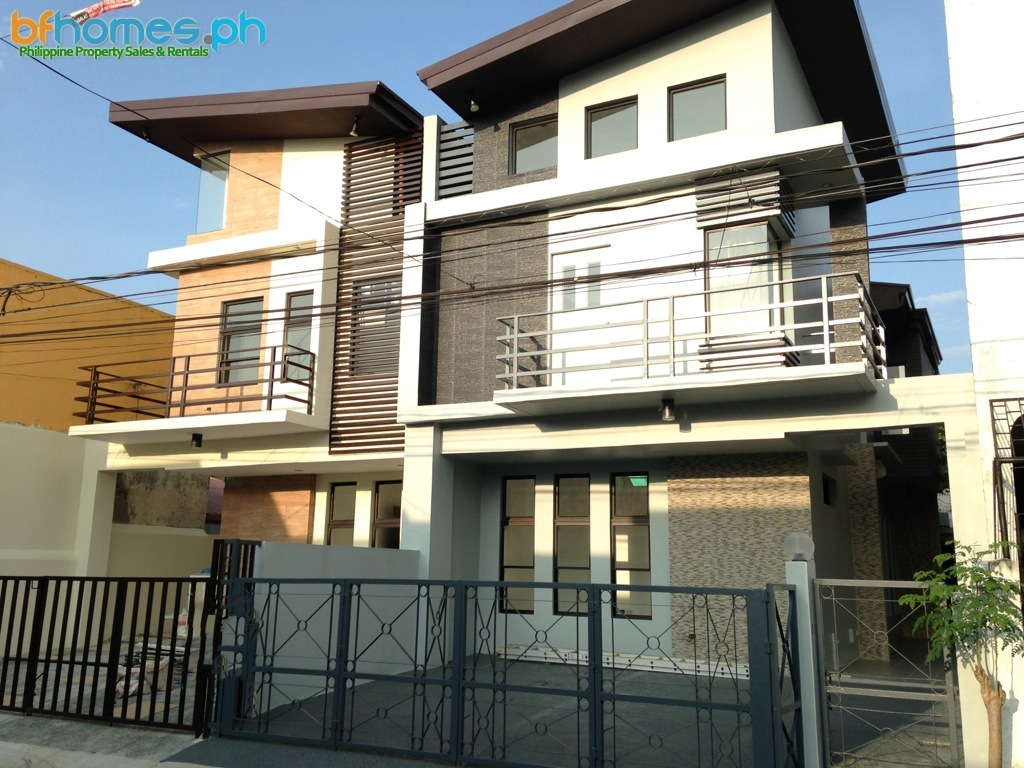 BF Homes Brandnew 2-Storey Duplex for Sale.