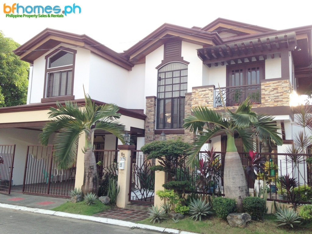 Fully Furnished 2-Story House for Sale in BF Homes Parañaque‎.