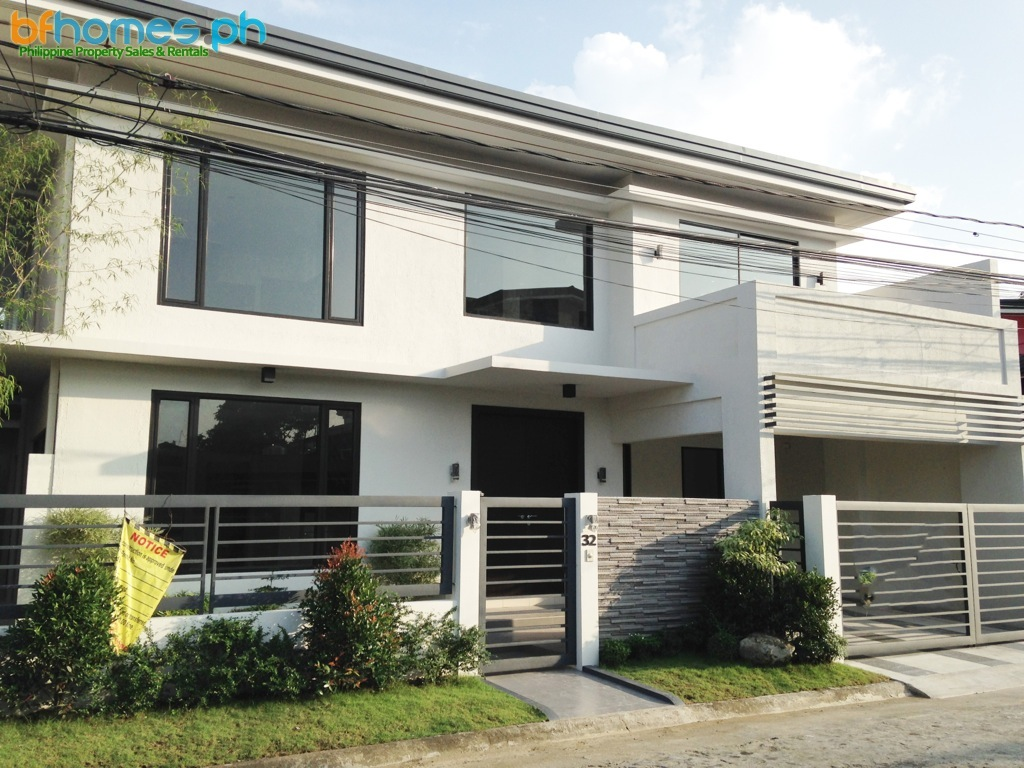 Brandnew 6 Bedrooms House for Sale in BF Homes Paranaque.