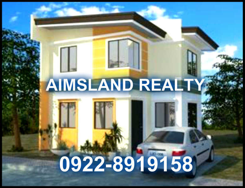 TIARA NUVISTA SINGLE ATTACHED HOUSES ELEGANT HOUSES IN SAN JOSE BULACAN NEAR SM FAIRVIEW