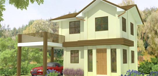 Aspen Model House