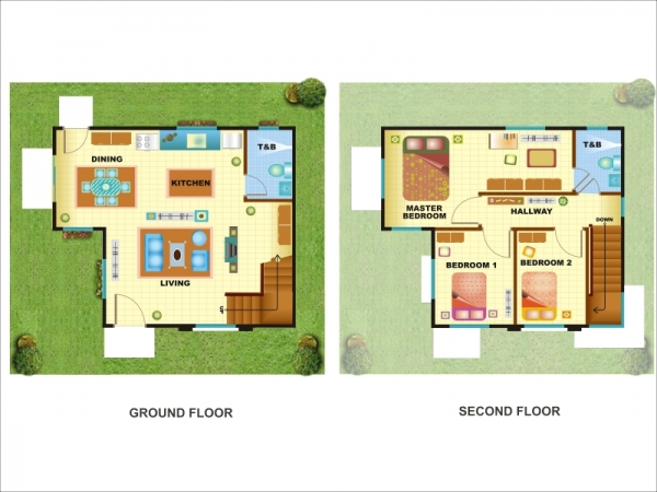 Wellington Floor Plan