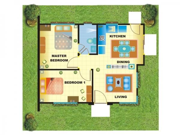 Wency Floor Plan