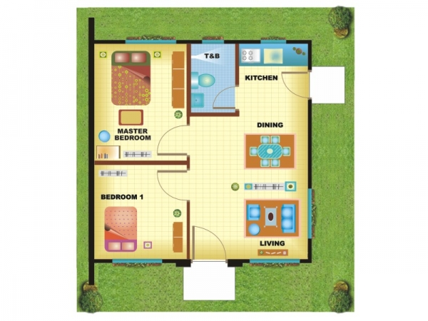 Wendy Floor Plan