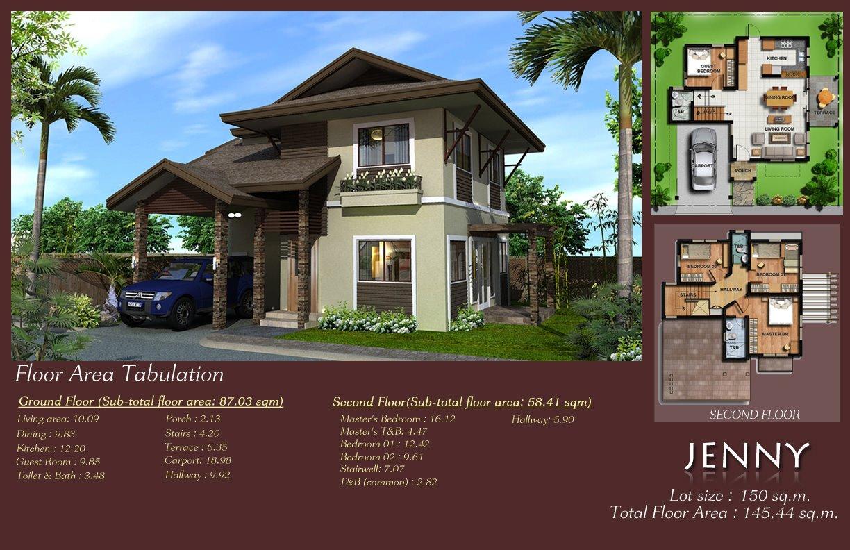 Jenny House Details