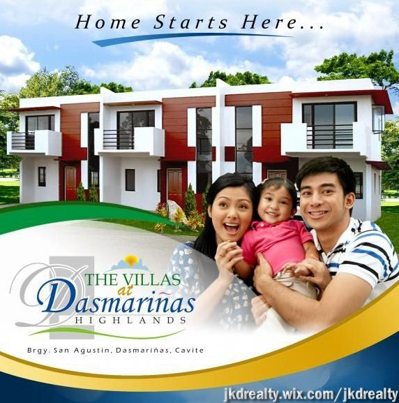 The Villas at Dasmariñas Highlands