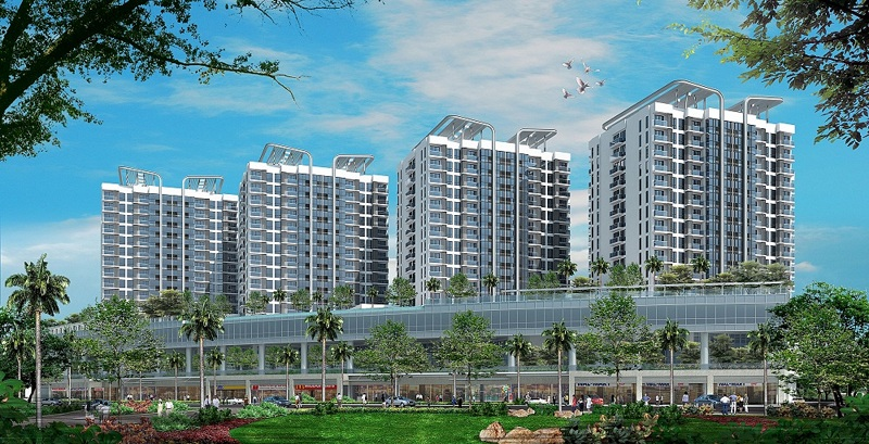 the MACTAN NEWTOWN by MEGAWORLD CORPORATION