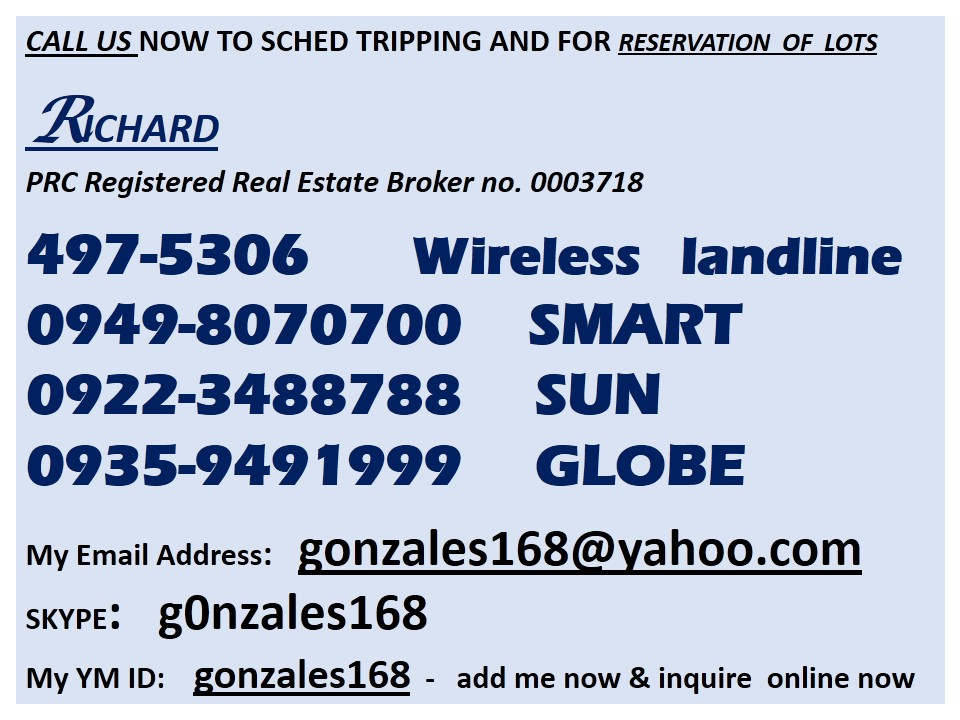 FOR SALE: Lot / Land / Farm Rizal > Other areas 5